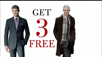 JoS. A. Bank TV Spot, 'Buy 1, Get 2 Free or Buy 1 Get 3 Free' - Thumbnail 7