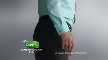 Depend for Men Fit-Flex TV Spot - Thumbnail 10