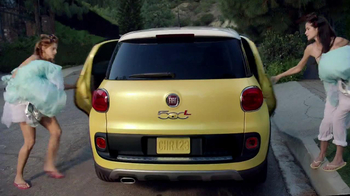 FIAT 500L TV Spot, 'Wedding' - 3268 commercial airings
