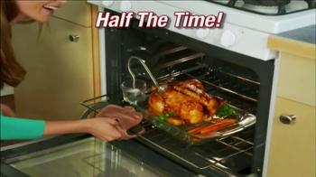 Turbo Roaster TV Spot - 201 commercial airings