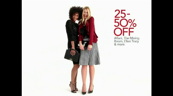Macy's Holiday Preview Sale TV Spot - Thumbnail 4