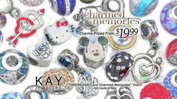 Kay Jewelers Charmed Memories Collection TV Spot, 'Kids Today: Charms'