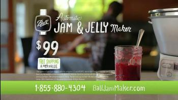 Ball Jam and Jelly Maker TV Spot - Thumbnail 9