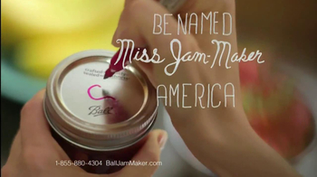 Ball Jam and Jelly Maker TV Spot