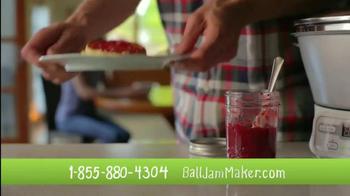 Ball Jam and Jelly Maker TV Spot - Thumbnail 8