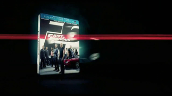 Fast & Furious 6 Blu-Ray & DVD TV Spot - Thumbnail 1