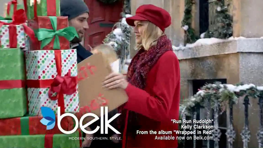Belk TV Commercial, \'Heading South for Christmas\' Song by Kelly ...