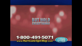 Hurricane Spin Mop TV Spot, 'Clean Water' - Thumbnail 10