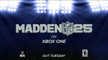 Madden NFL 25 TV Spot, 'Wrecking Ball' - 360 commercial airings