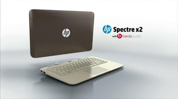 HP Spectre x2 with Beats Audio TV Spot - Thumbnail 10