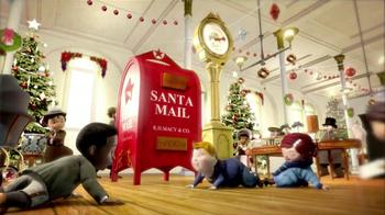 Macy's TV Spot, 'Santa Mail' [Spanish] - Thumbnail 7