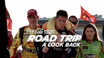 Coca-Cola TV Spot, 'Racing' Featuring Danica Patrick - 6 commercial airings