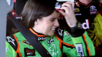 Coca-Cola TV Spot, 'Racing' Featuring Danica Patrick - Thumbnail 4