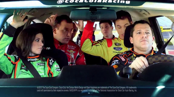 Coca-Cola TV Spot, 'Racing' Featuring Danica Patrick - Thumbnail 6
