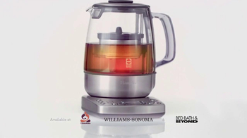 Breville Tea Kettle TV Spot, 'Oolong'