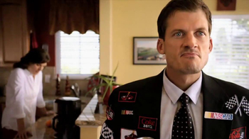Coke Zero TV Spot, 'It's Not Your Fault: NASCAR' Featuring Danica Patrick - 2 commercial airings