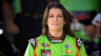 Coke Zero TV Spot, 'It's Not Your Fault: NASCAR' Featuring Danica Patrick - Thumbnail 8
