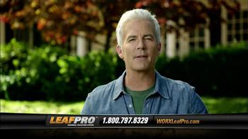LeafPro Worx TV Spot, 'Universal Adapters' - Thumbnail 5