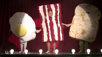 Tylenol Cold TV Spot, 'USA Network: Bacon Costume' - Thumbnail 10