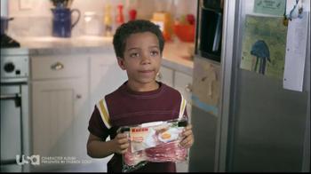 Tylenol Cold TV Spot, 'USA Network: Bacon Costume' - Thumbnail 4