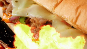 Subway Sriracha Melts TV Spot, 'Things are Heating Up' Featuring Mike Lee - Thumbnail 1