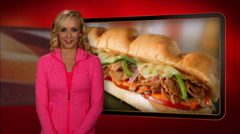 Subway Sriracha Melts TV Spot, 'Things are Heating Up' Featuring Mike Lee - Thumbnail 8