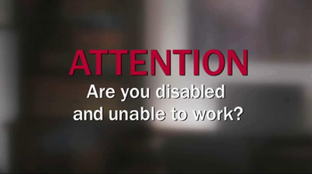 Citizens Disability Helpline TV Spot, 'Social Security Benefits'