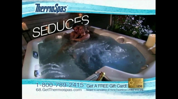 ThermoSpas TV Spot, 'Seductive' - Thumbnail 1