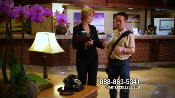 Charter College TV Spot, 'Hospitality Careers' - Thumbnail 2