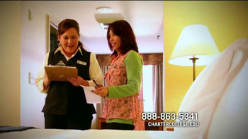Charter College TV Spot, 'Hospitality Careers' - Thumbnail 4
