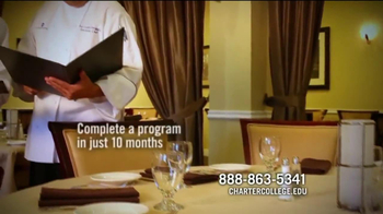 Charter College TV Spot, 'Hospitality Careers' - Thumbnail 5
