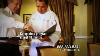 Charter College TV Spot, 'Hospitality Careers' - Thumbnail 6