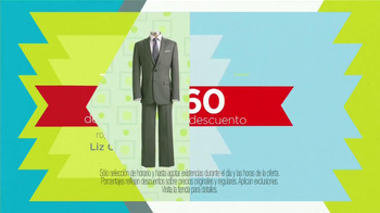 JCPenney Descuentos Extras TV Spot [Spanish] - Thumbnail 3