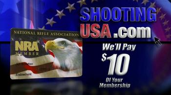 National Rifle Association TV Spot, '$10 Off Membership' - Thumbnail 9
