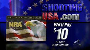 National Rifle Association TV Spot, '$10 Off Membership'
