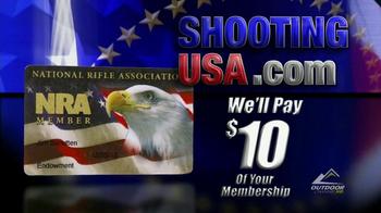 National Rifle Association TV Spot, '$10 Off Membership' - Thumbnail 3