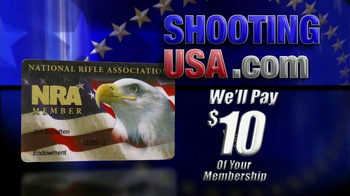 National Rifle Association TV Spot, '$10 Off Membership' - Thumbnail 5