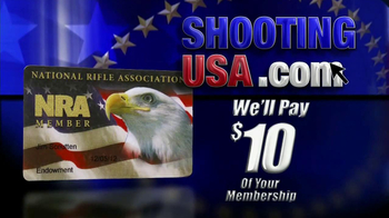 National Rifle Association TV Spot, '$10 Off Membership' - Thumbnail 6