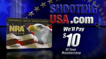 National Rifle Association TV Spot, '$10 Off Membership' - Thumbnail 7