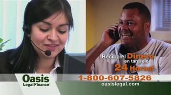 Oasis Legal Finance TV Spot, 'Estrés Financiero' [Spanish] - Thumbnail 4