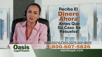 Oasis Legal Finance TV Spot, 'Estrés Financiero' [Spanish] - Thumbnail 8
