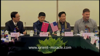 Orient Miracle International Culture and Media TV Spot - Thumbnail 9