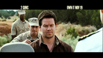 2 Guns Blu-ray & DVD TV Spot - Thumbnail 3
