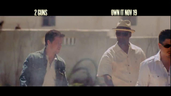 2 Guns Blu-ray & DVD TV Spot - Thumbnail 4