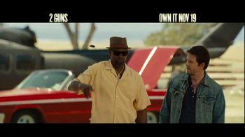 2 Guns Blu-ray & DVD TV Spot - 292 commercial airings