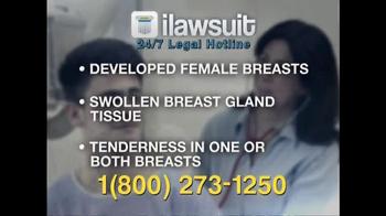 iLawsuit Legal Hotline TV Spot, 'Risperdal' - Thumbnail 8
