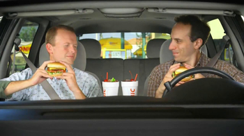 Sonic Drive-In Half-Priced Cheeseburgers TV Spot, 'Giving Thanks' - Thumbnail 2