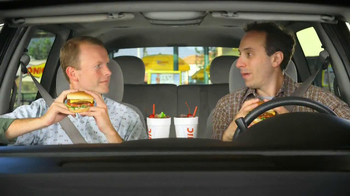 Sonic Drive-In Half-Priced Cheeseburgers TV Spot, 'Giving Thanks' - Thumbnail 3