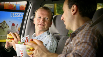 Sonic Drive-In Half-Priced Cheeseburgers TV Spot, 'Giving Thanks' - Thumbnail 4