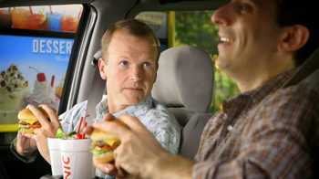 Sonic Drive-In Half-Priced Cheeseburgers TV Spot, 'Giving Thanks' - Thumbnail 5